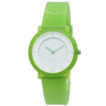 Q&Q unisex horloge groen