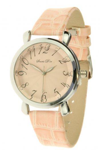 Souris Dor tapain horloge-roze