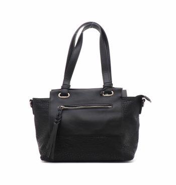 Handtas - schoudertas zwart