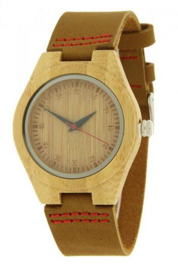 Ernest horloge hout 36 mm