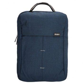 Enrico Benetti rugtas in blauw met 15 inch laptopvak