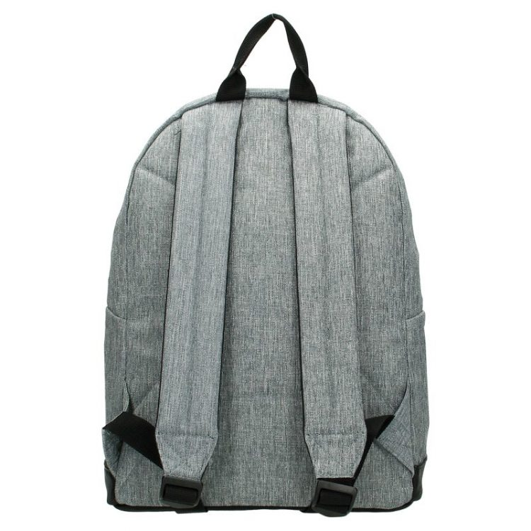 Enrico Benetti rugtas - laptop rugtas grijs-zwart achterkant