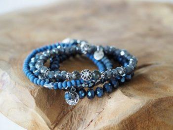 Gekleurde armbanden sets van Biba-kies je kleur