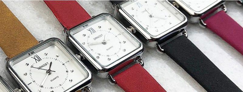 Ernest goedkope horloges