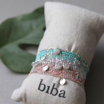 Rekbare gekleurde armbanden