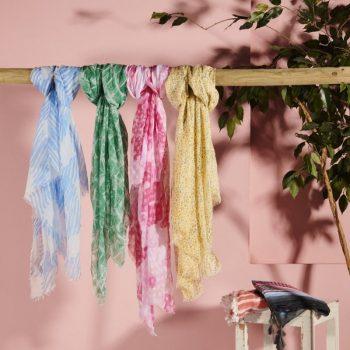 Sjaals koop je online uit de Biba collectie
